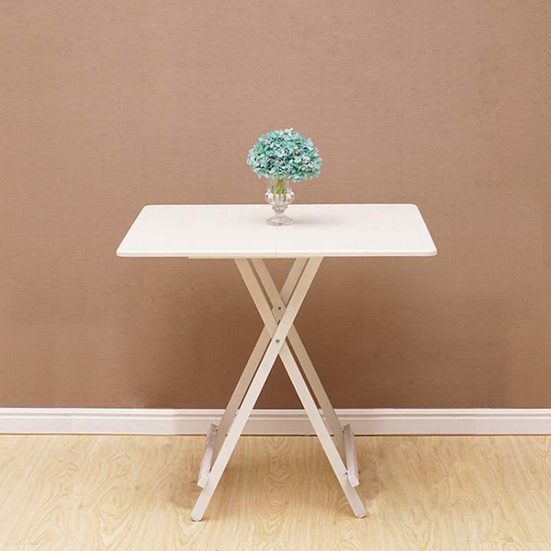 MR便攜式折叠方桌MR-7875白色 (不包含椅子)