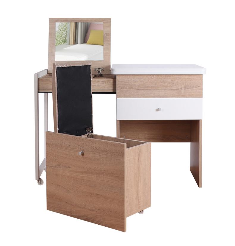 MR多功能伸縮梳妝檯書桌MR-306