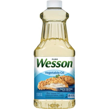 WESSON 純菜油