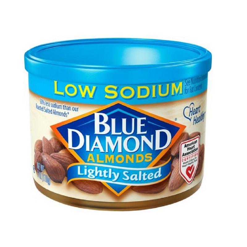 BLUE DIAMOND輕鹽杏仁