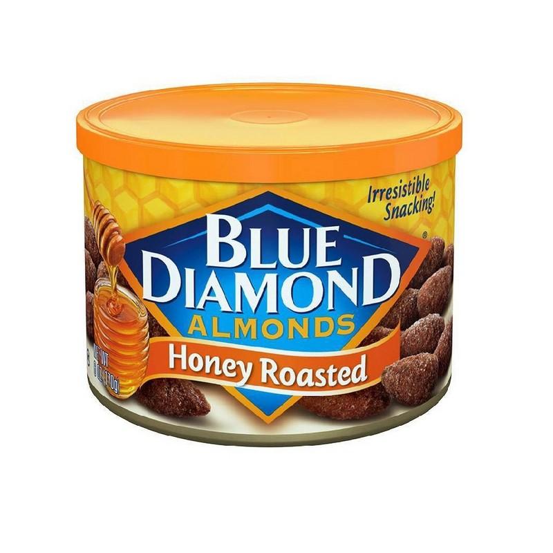 BLUE DIAMOND蜜糖焗杏仁