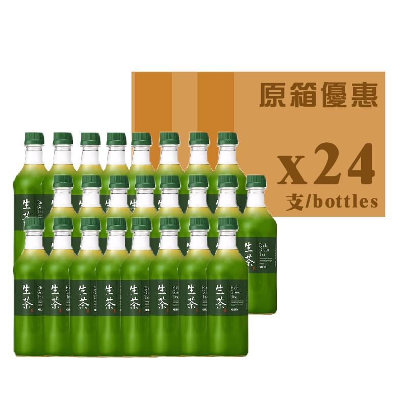 KIRIN生茶日版 430ML(原箱)