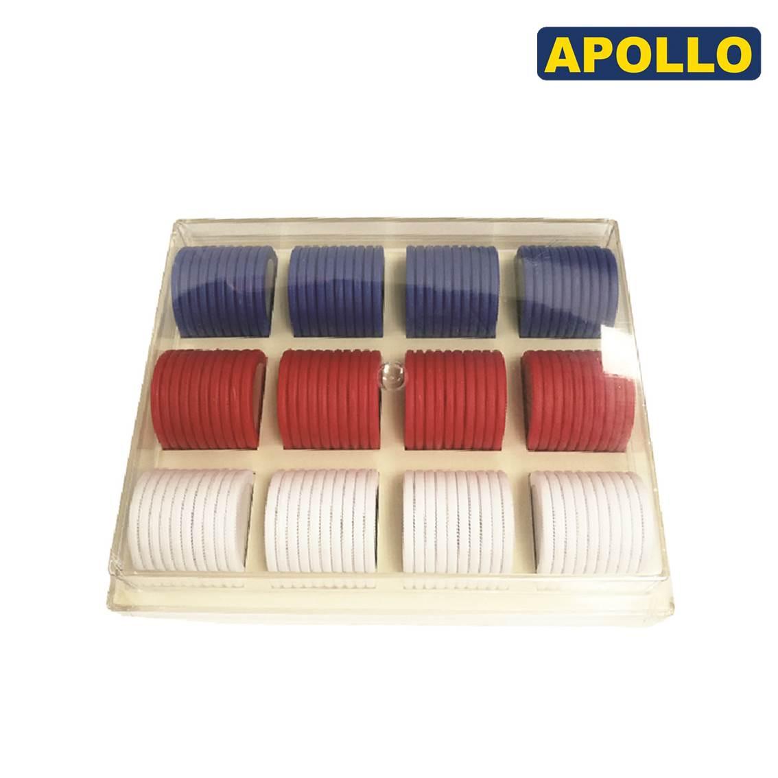 Apollo經典籌碼(3色)