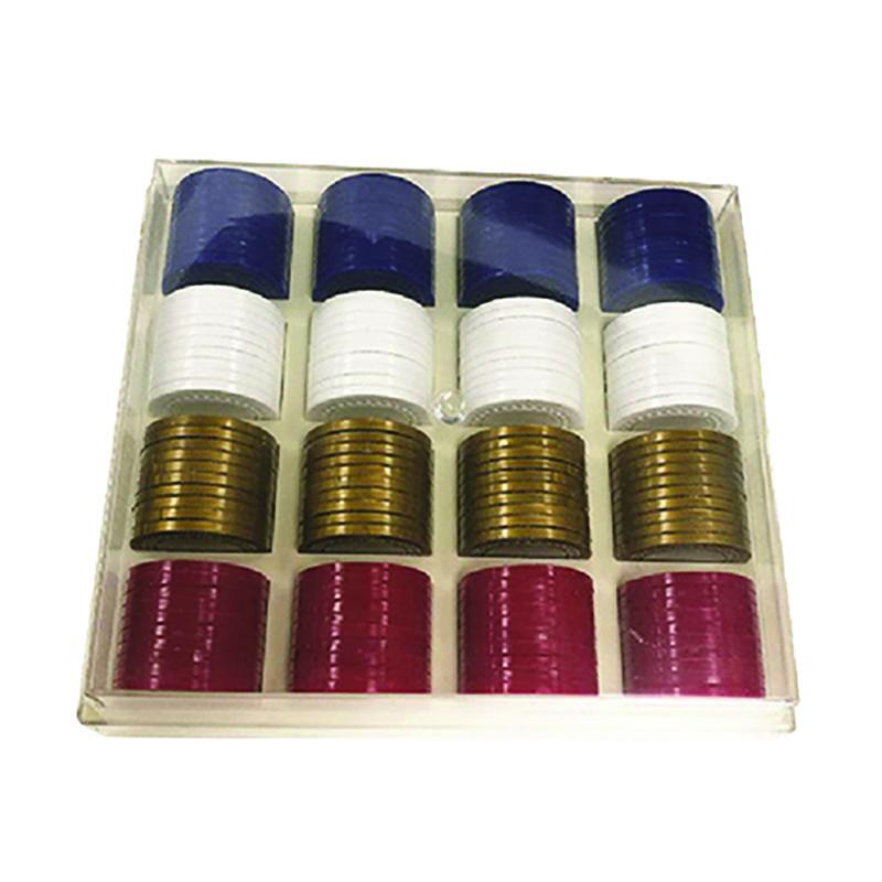 Apollo經典籌碼(4色)