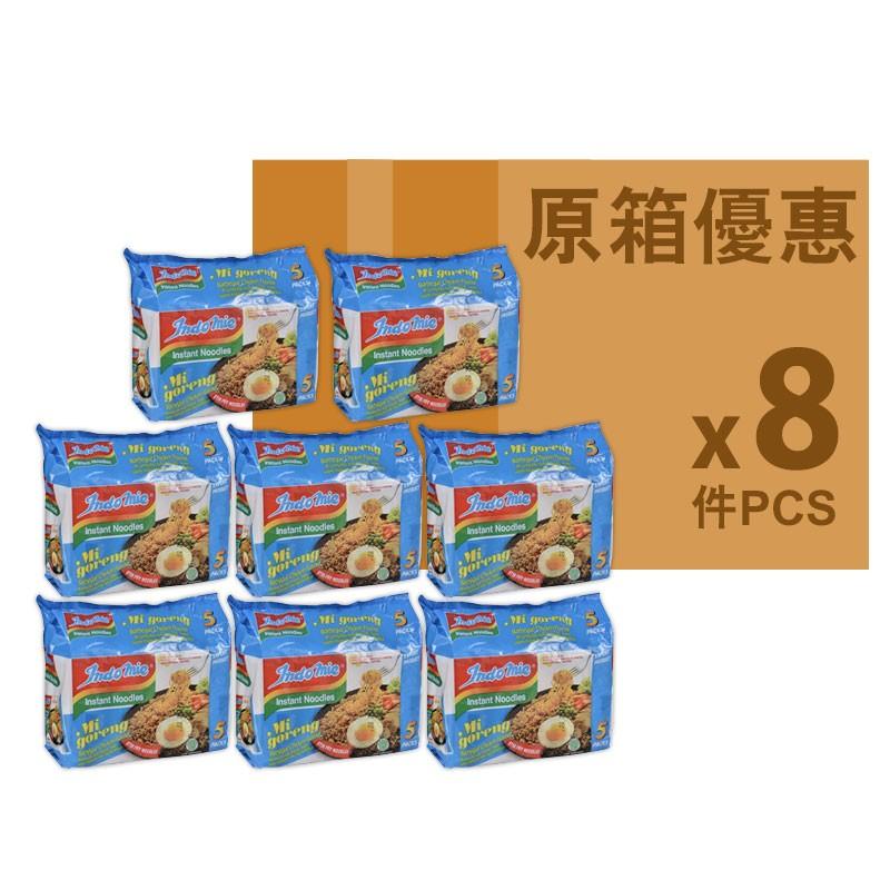 營多印尼撈麵雞味-5包裝85gx5(原箱)