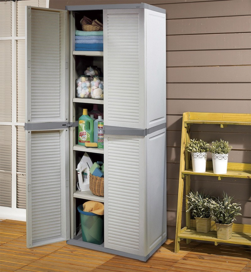 KETER 五層形儲物柜