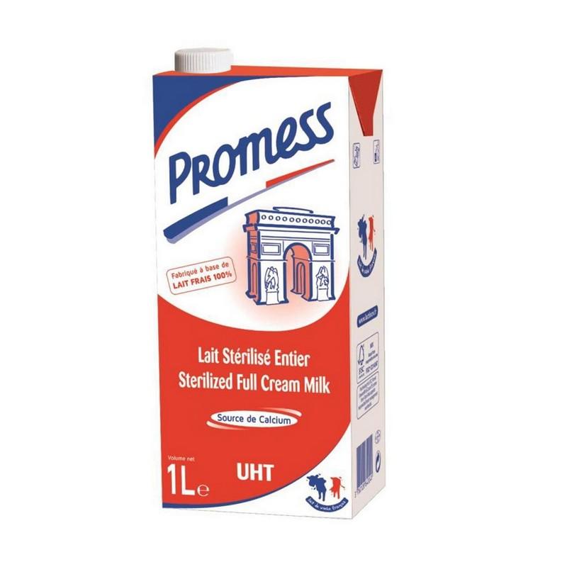 PROMESS法國全脂牛奶