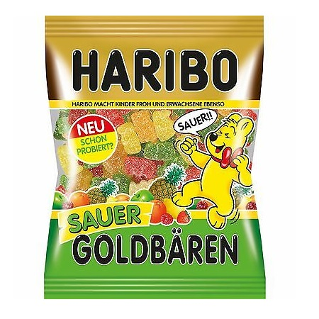 HARIBO 酸酸熊仔糖200G