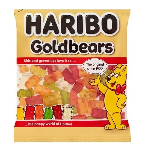 HARIBO 軟熊仔軟糖175G