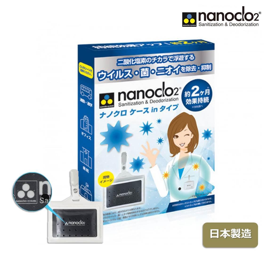Nanoclo2流動抗菌包‧日本專利產品