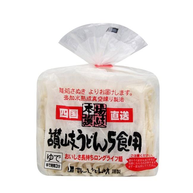 SANYO日本製讚岐烏冬5袋裝
