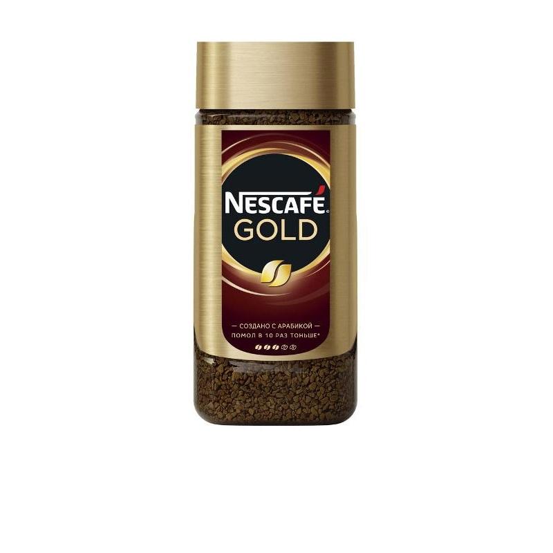 NESCAFE金牌樽裝咖啡
