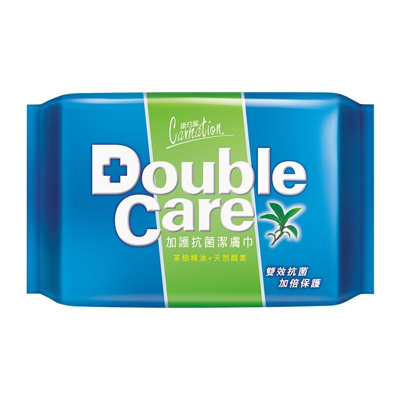 台灣CARNATIONDC抗菌濕紙巾