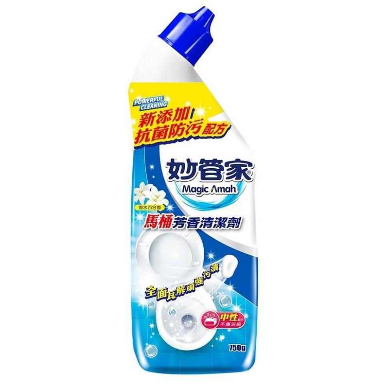 妙管家潔廁劑百合香