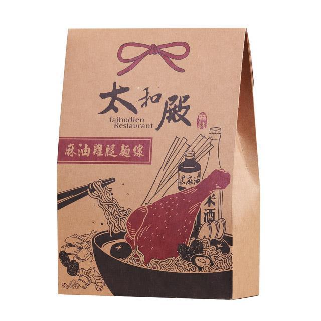 太和殿麻油雞腿麵線225g - 日本城網購JHC eShop