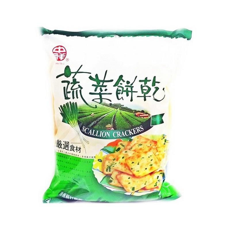 中祥蔬菜梳打餅量販包