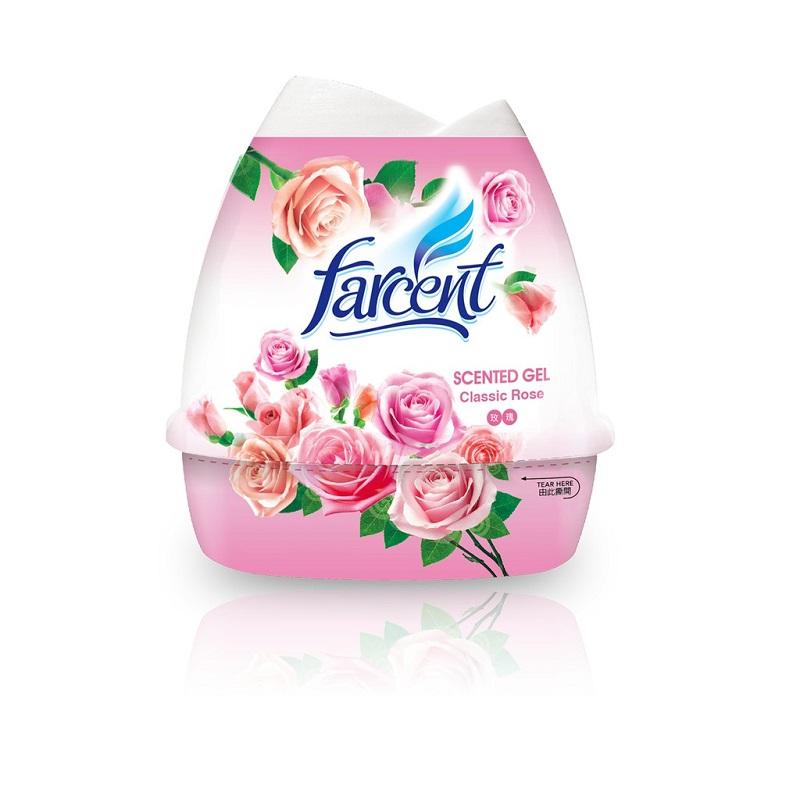 FARCENT花語香膏玫瑰味