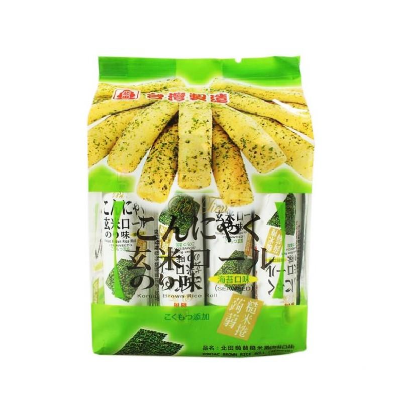 北田蒟蒻糙米捲海苔味