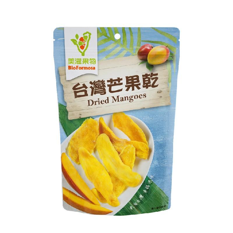 美滋果物台灣芒果乾