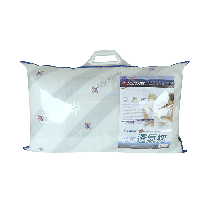 台灣製造抗菌透氣枕頭