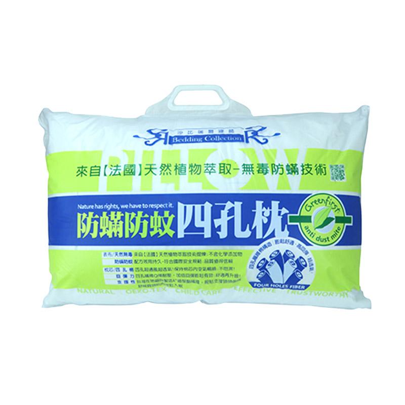 台灣製造台灣製造防滿防蚊枕頭