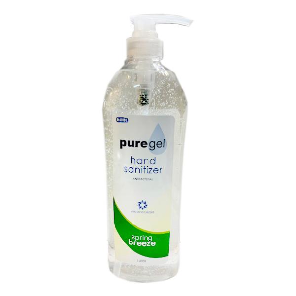 PUREGEL消毒搓手液-透明