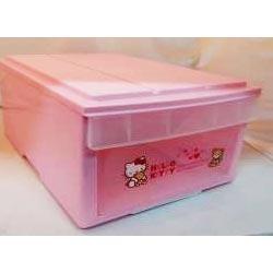 HELLO KITTYHello Kitty單格儲物膠箱