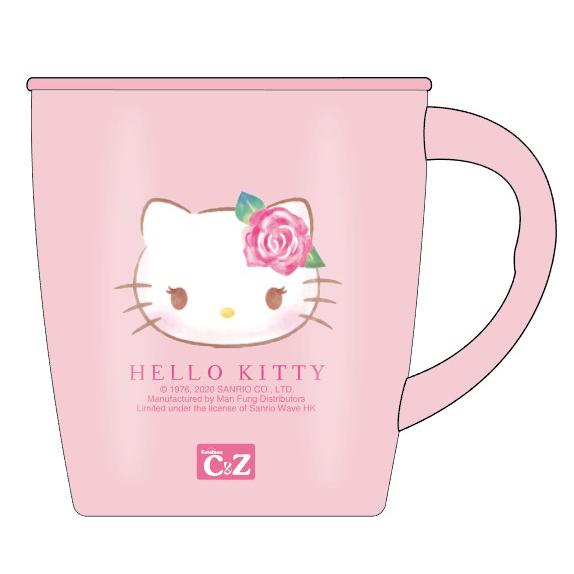 HELLO KITTY不銹鋼保溫耳杯