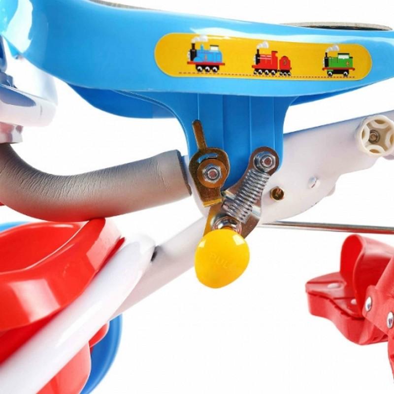 Baby StarThomas & Friends 推控前衛摺合三輪車