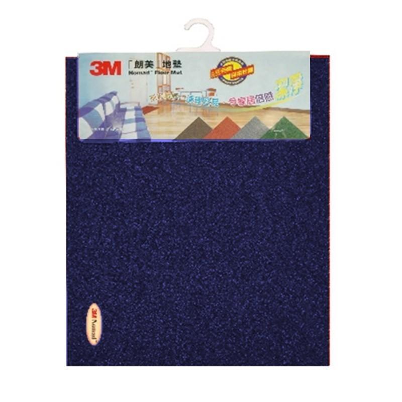3M朗美門口地墊(藍) 45x60cm