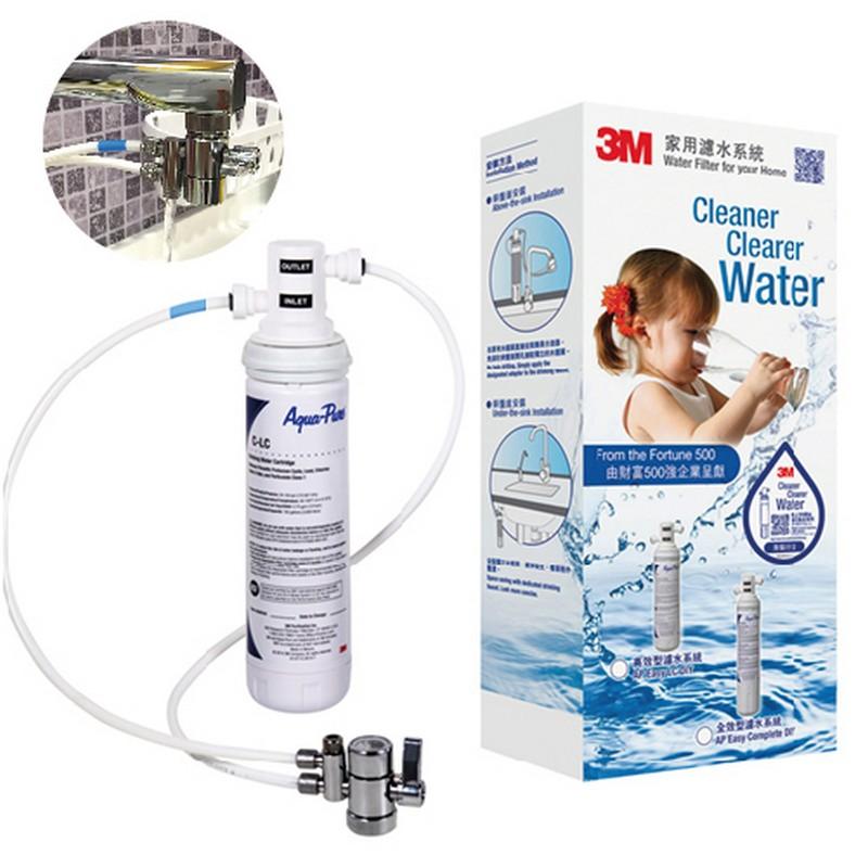 3M高效型濾水系統 AP Easy LC (DIY 自行安裝分流器)
