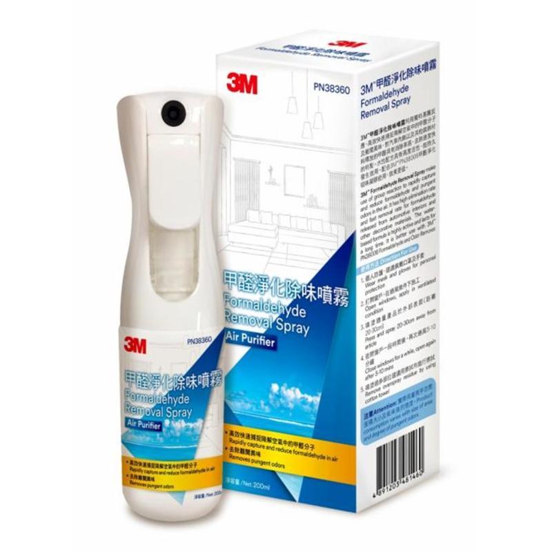 3M甲醛淨化除味噴霧200毫升