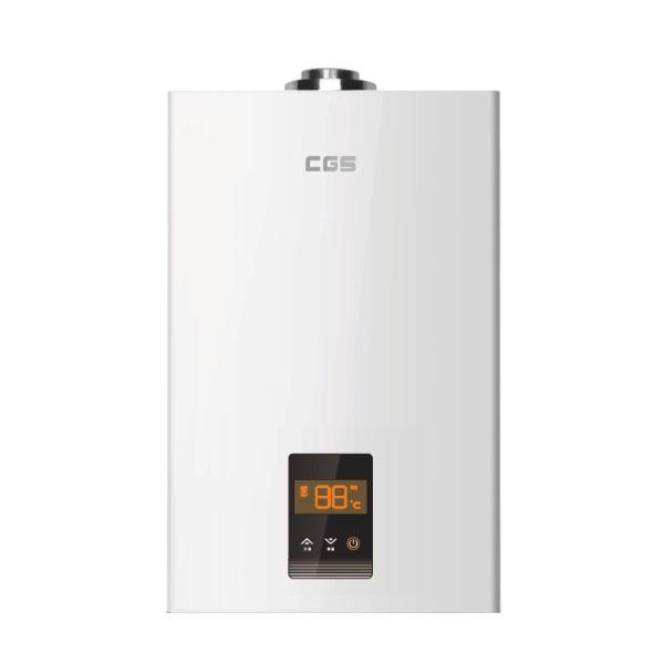 皇冠牌CW1201TF 頂出煙囪12公升煤氣熱水爐(需另付安裝費)