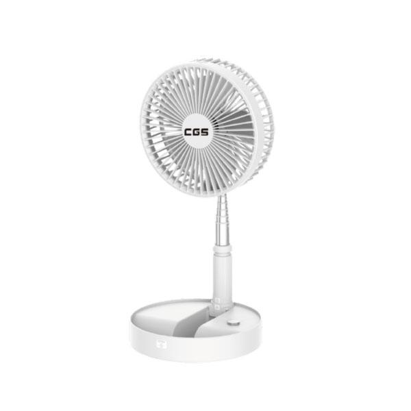 皇冠牌CF01無線遙控伸縮折疊風扇(白色)(需另付運送費)