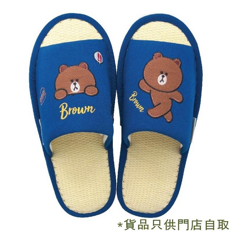 LineFriends 熊大拖鞋