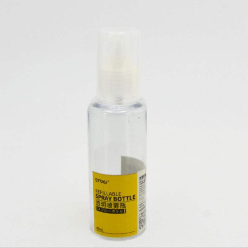 OTOKU透明噴霧瓶 (PET+PP)