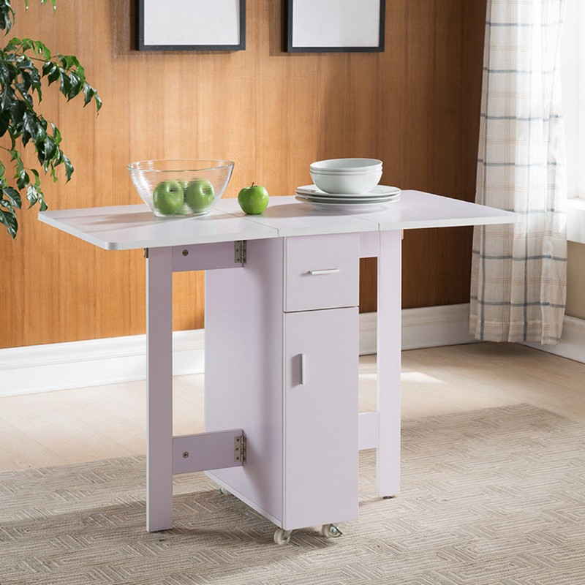 MR多功能餐車餐桌