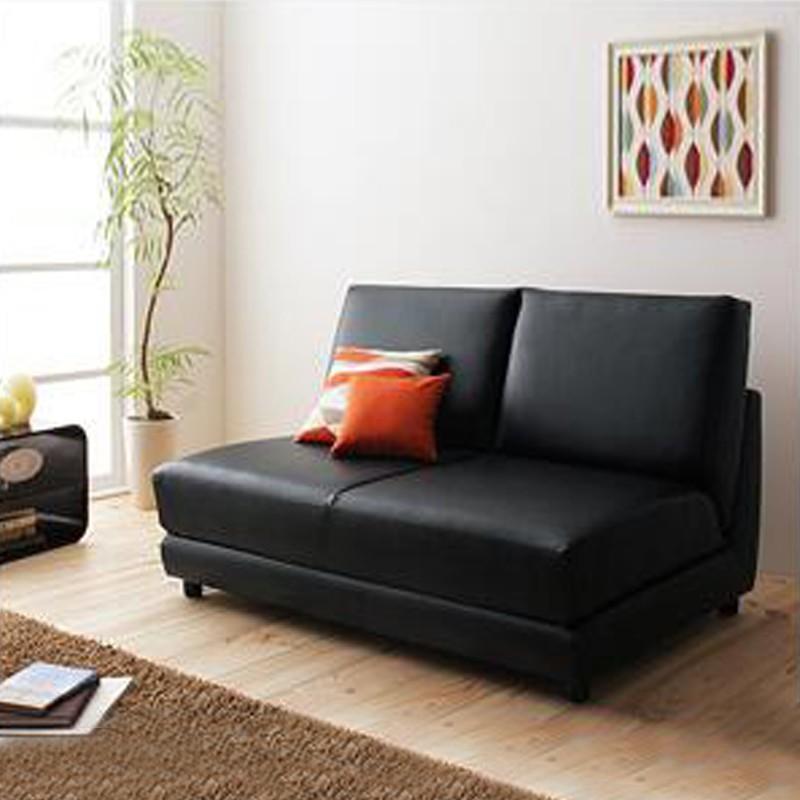 MR1.5m 雙人座位折疊梳化床 (黑)