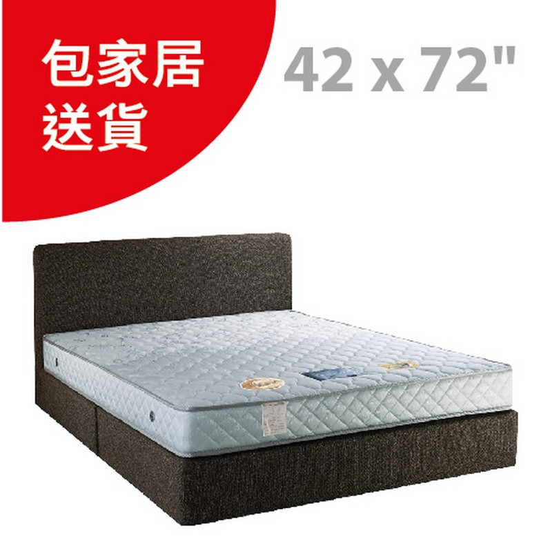喜居樂護脊尊貴型床褥42x72x5或8吋厚