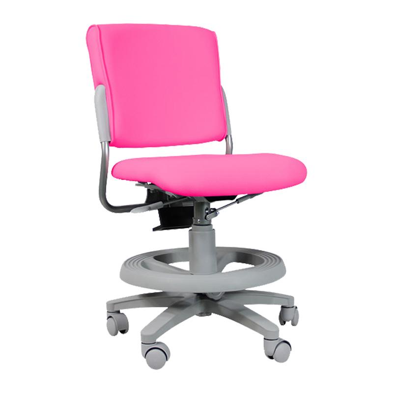 FreemaxQ2 腳踏兒童椅 (桃紅色)