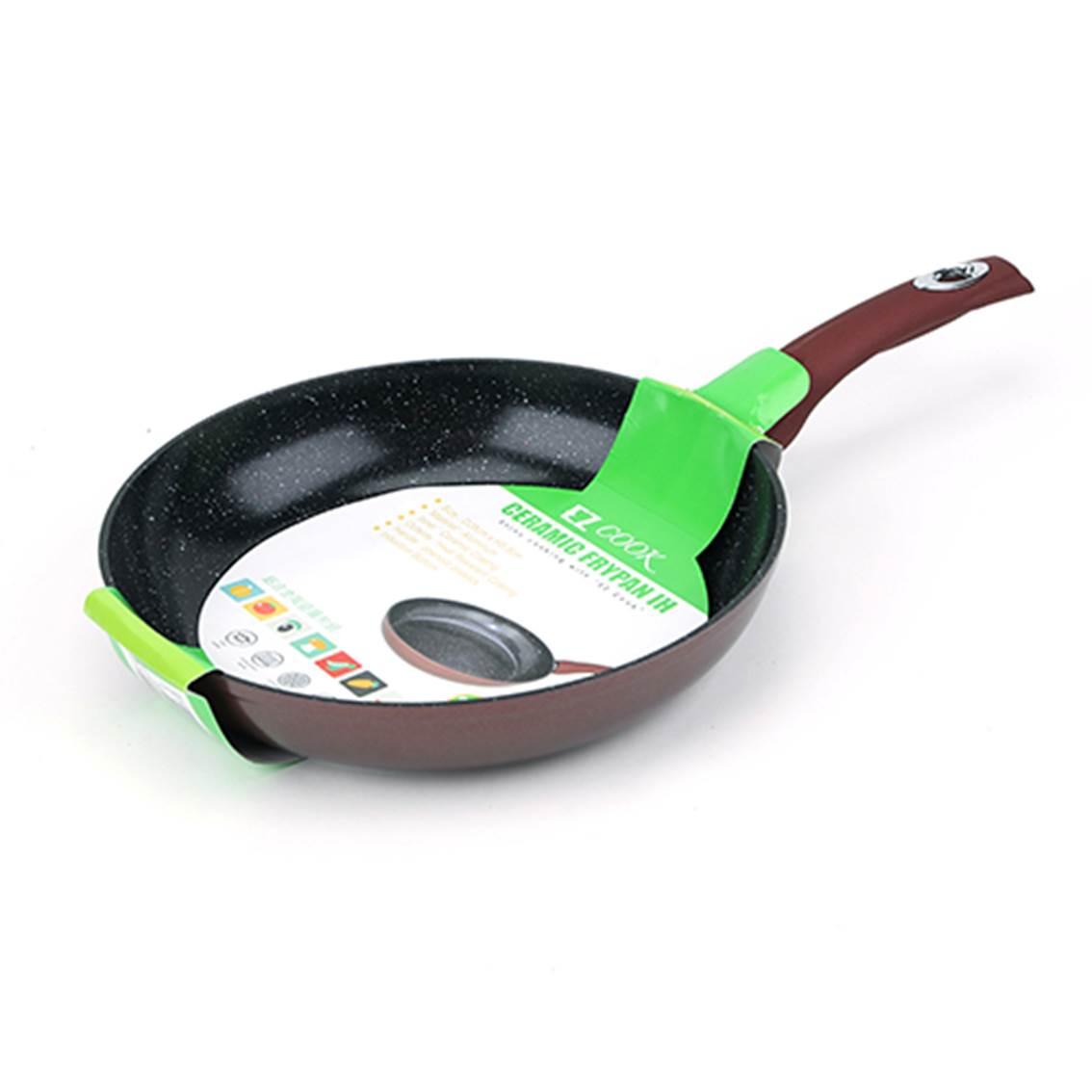 EZ Cook鋁合金陶瓷層易潔煎鍋 28cm