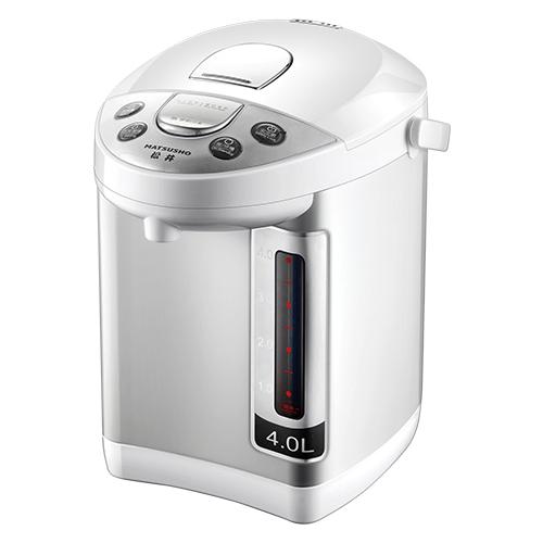 松井4公升11段保溫及自冷功能電熱水瓶