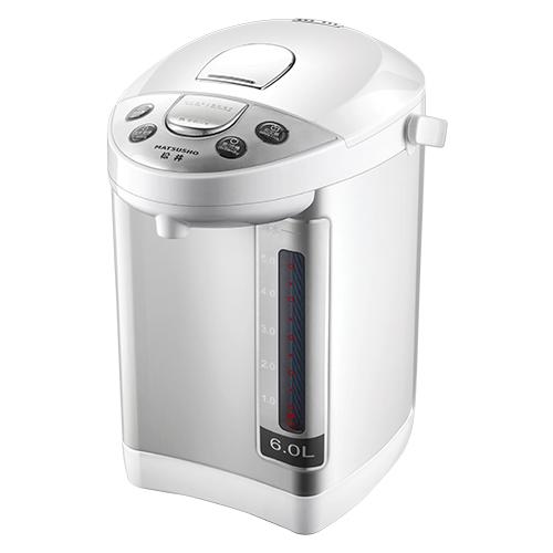 松井6公升11段保溫及自冷功能電熱水瓶