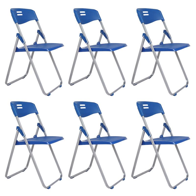 MR6 張時尚摺疊椅MR-399藍色