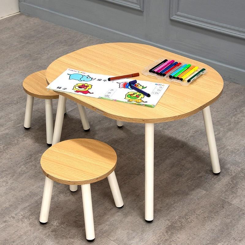 MR兒童桌椅套裝一桌兩椅WT096-1