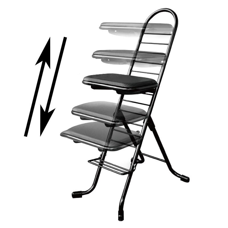 專業升降折合吧凳