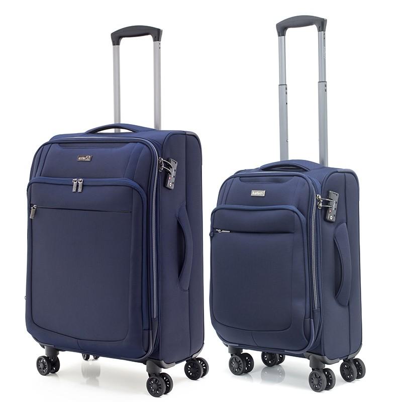 Antler套裝旅行箱-藍色 (20吋+24吋)