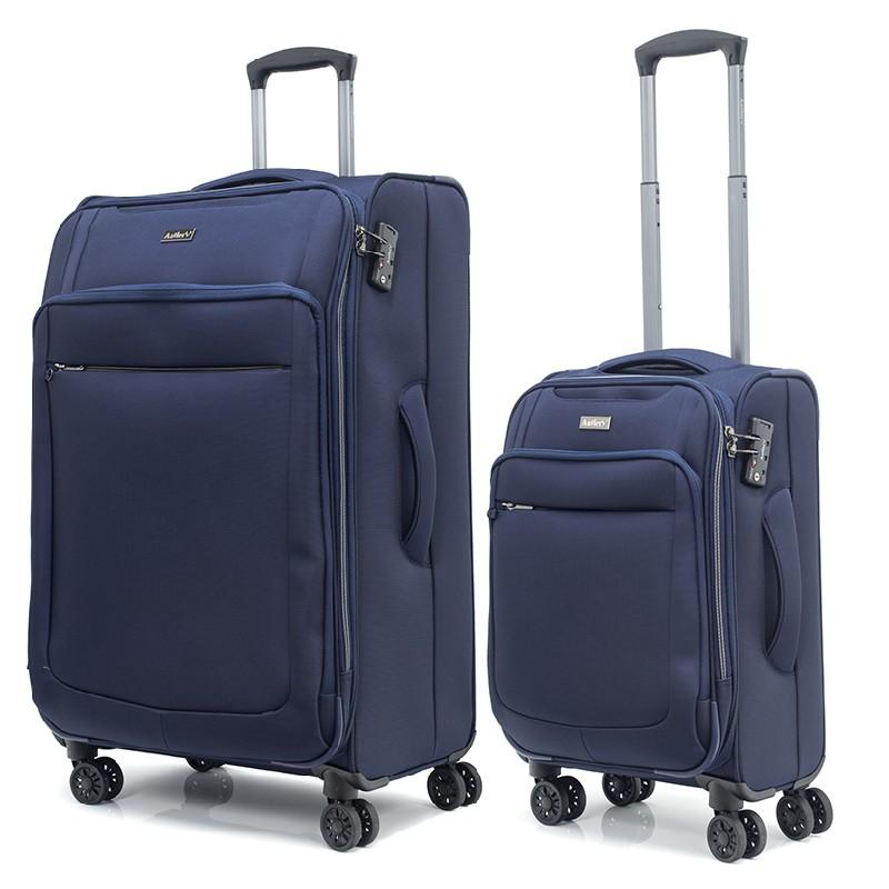 Antler套裝旅行箱-藍色(20吋+24吋)