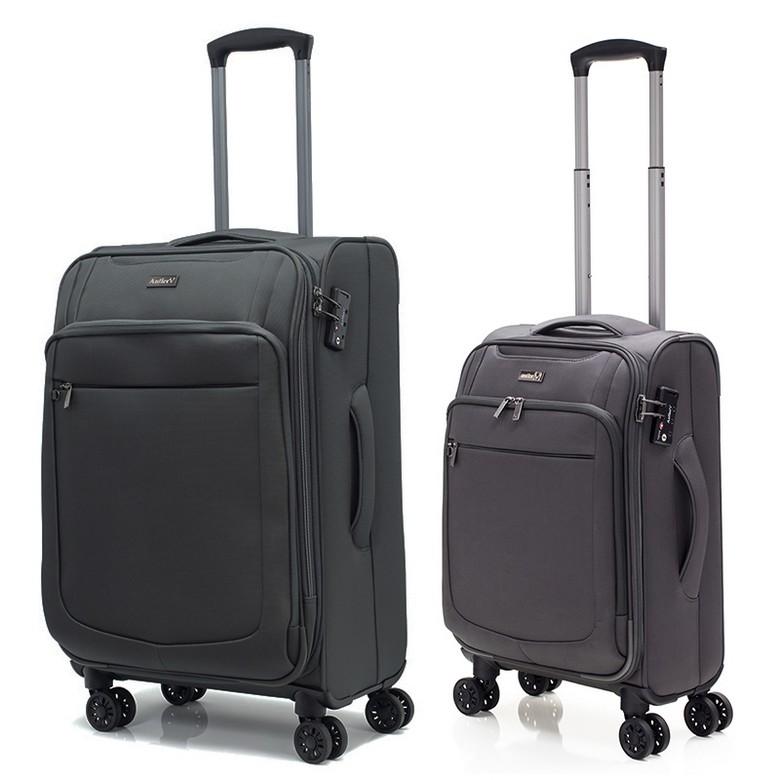Antler套裝旅行箱- 灰色 (20吋+24吋)