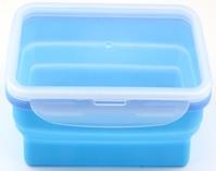 EZ COOK摺疊食物盒(小) 400ml(顏色隨機)